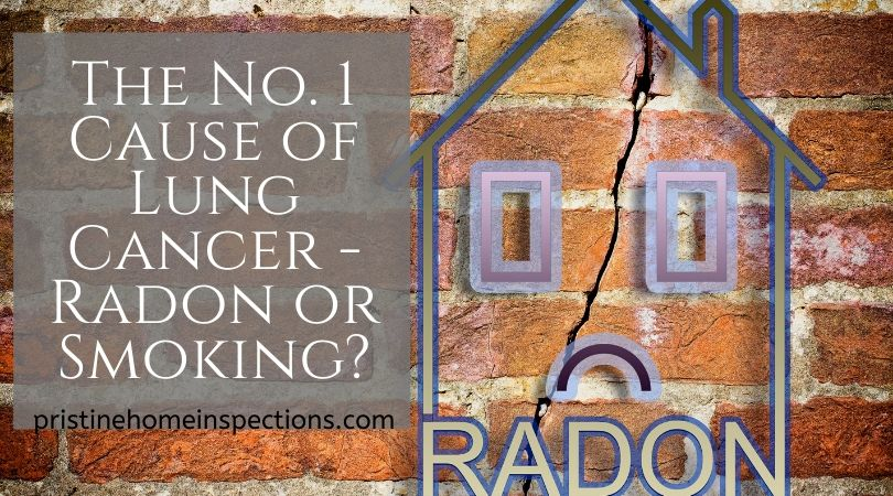The No. 1 Cause of Lung Cancer – Radon or Smoking?
