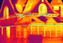 Infrared Inspection of Homes & Buildings in Champaign IL