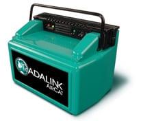 Radon Testing Monitor