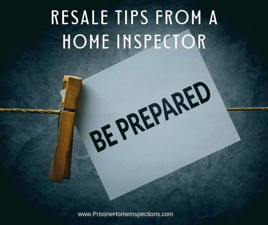 Resale Tips From a Home Inspector
